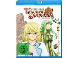Tales of Symphonia United World Arc 3 OVA