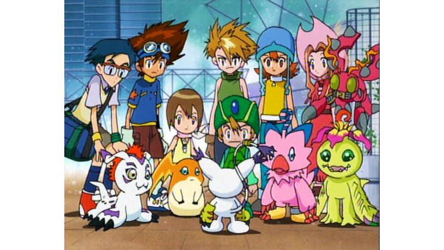 Digimon Adventure 01 Volume 3 Episode 37 54 3 DVDs