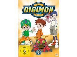 Digimon Adventure 01 Volume 3 Episode 37 54 3 DVDs