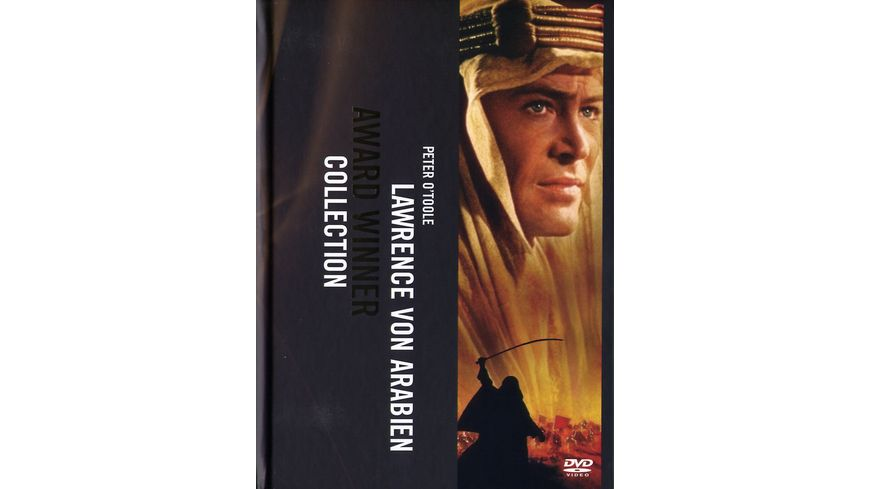 Lawrence von Arabien 2 DVDs