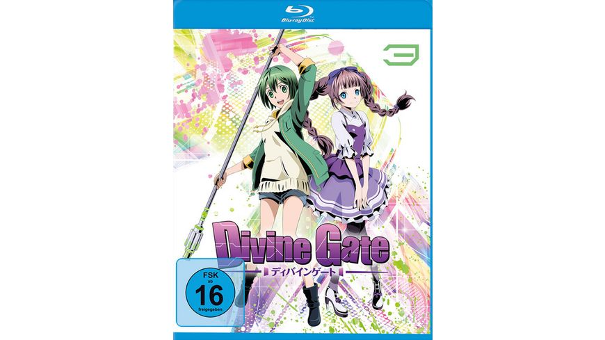 Divine Gate Vol 3