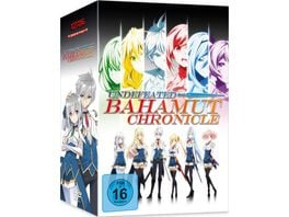 Undefeated Bahamut Chronicles Vol 1 Sammelschuber LE