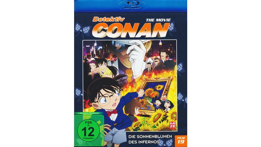 Detektiv Conan 19 Film Die Sonnenblumen des Infernos
