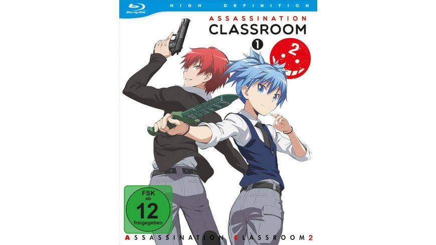 Assassination Classroom II Vol 1 Ep 1 6