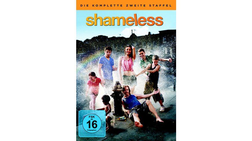 Shameless Staffel 2 3 DVDs