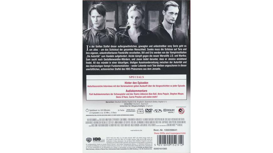 True Blood Staffel 5 5 DVDs
