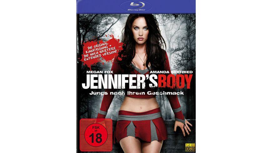Jennifer s Body Jungs nach ihrem Geschmack Kinoversion Extended Version