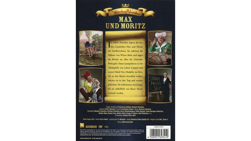 Max und Moritz Maerchen Klassiker