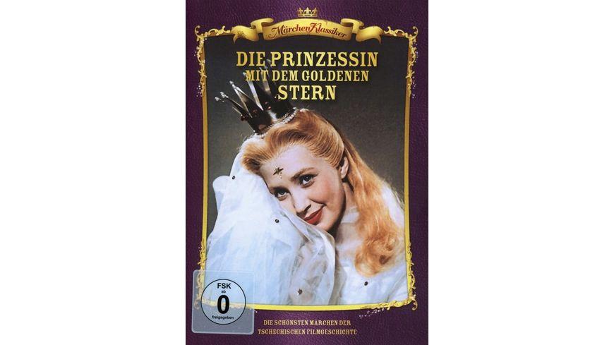 Die Prinzessin mit dem goldenen Stern Maerchen Klassiker