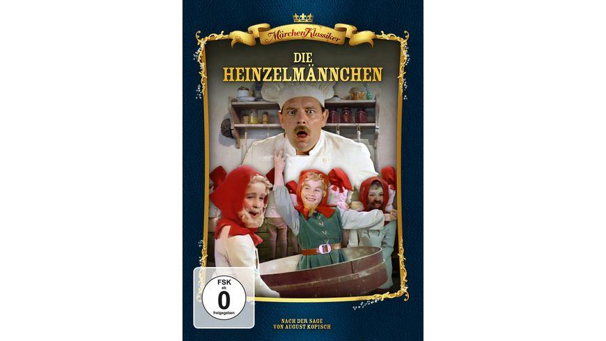 Die Heinzelmaennchen Maerchen Klassiker