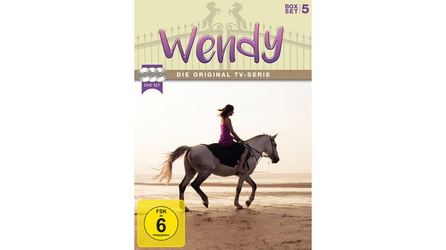 Wendy Die Original TV Serie Box 5 3 DVDs