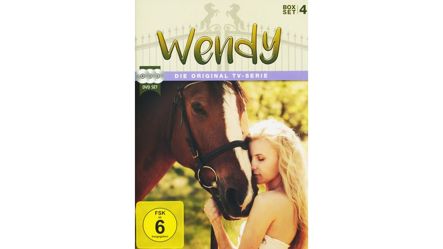 Wendy Die Original TV Serie Box 4 3 DVDs