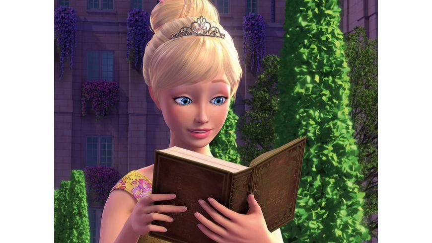 Barbie und die geheime Tuer