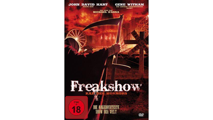 Freakshow Kap des Horrors