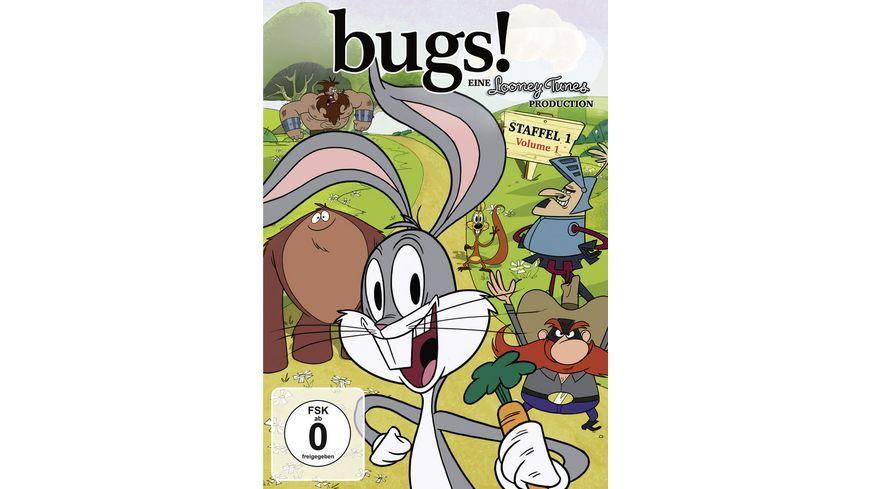 Looney Tunes Bugs Staffel 1 1 2 DVDs