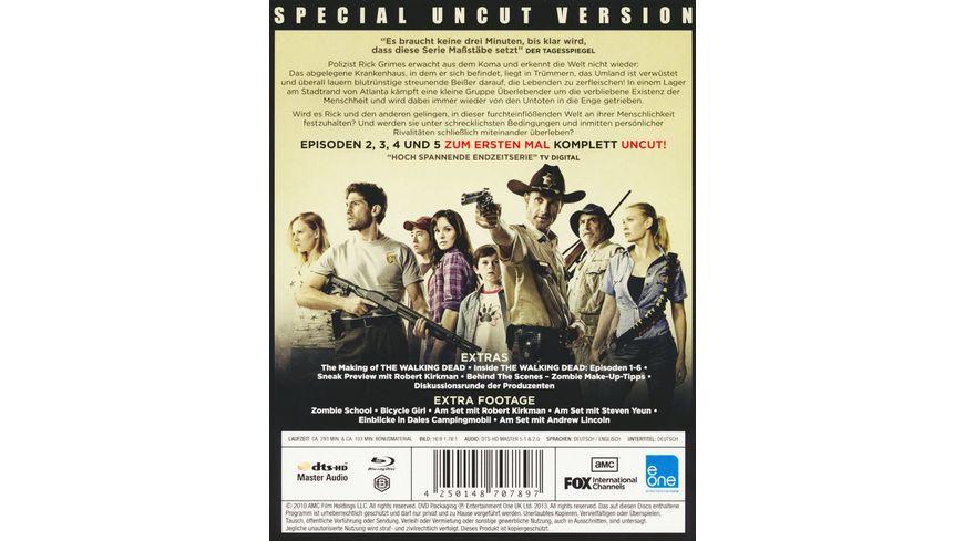The Walking Dead Die komplette erste Staffel Uncut SE 2 BRs