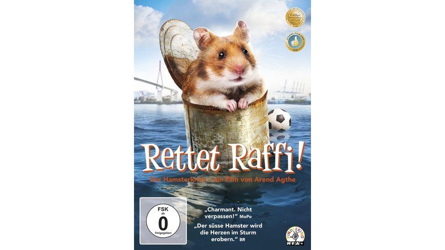 Rettet Raffi Der Hamsterkrimi