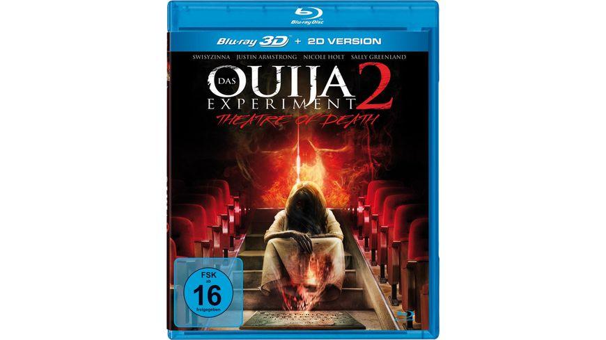 Das Ouija Experiment 2 inkl 2D Version