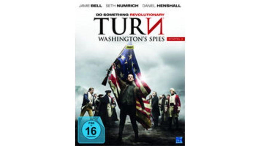 Turn Washington s Spies Staffel 2 4 DVDs