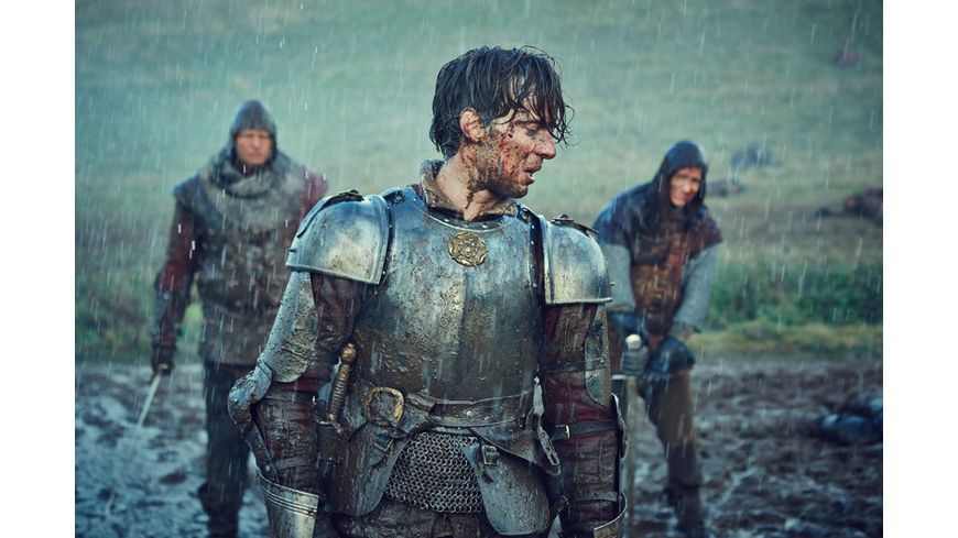 The Hollow Crown Staffel 2 The Wars of the Roses 3 BRs