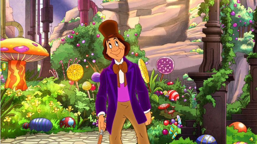 Tom Jerry Willy Wonka und die Schokoladenfabrik