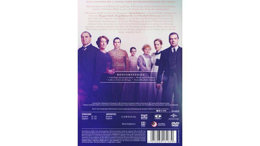 Downton Abbey Staffel 2 4 DVDs
