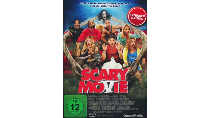 Scary Movie 5 Extended Version