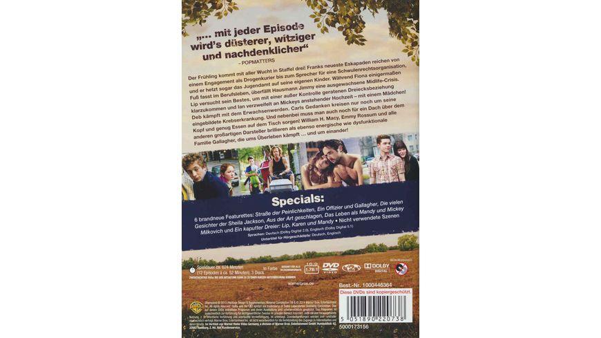 Shameless Staffel 3 3 DVDs
