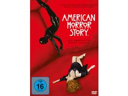 American Horror Story Season 1 4 DVDs