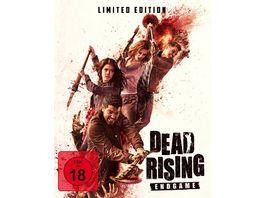 Dead Rising Endgame Uncut Steelbook LE