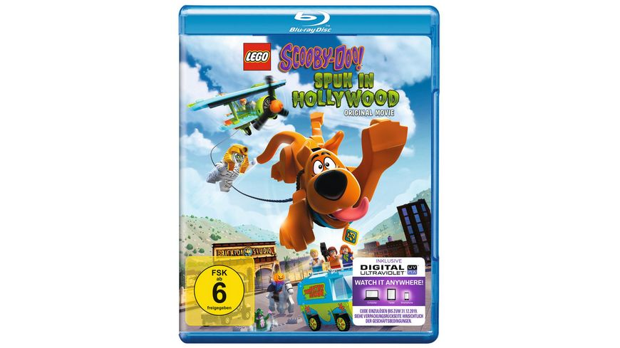 LEGO Scooby Doo Spuk in Hollywood