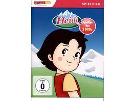 Heidi Spielfilm Box 3 DVDs