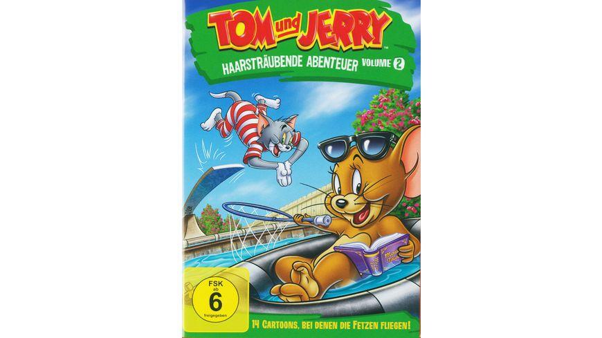 Tom Jerry Haarstraeubende Abenteuer Vol 2