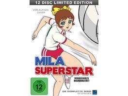 Mila Superstar Die komplette Serie LE 12 DVDs