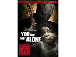 You Are Not Alone Jemand ist hier Uncut