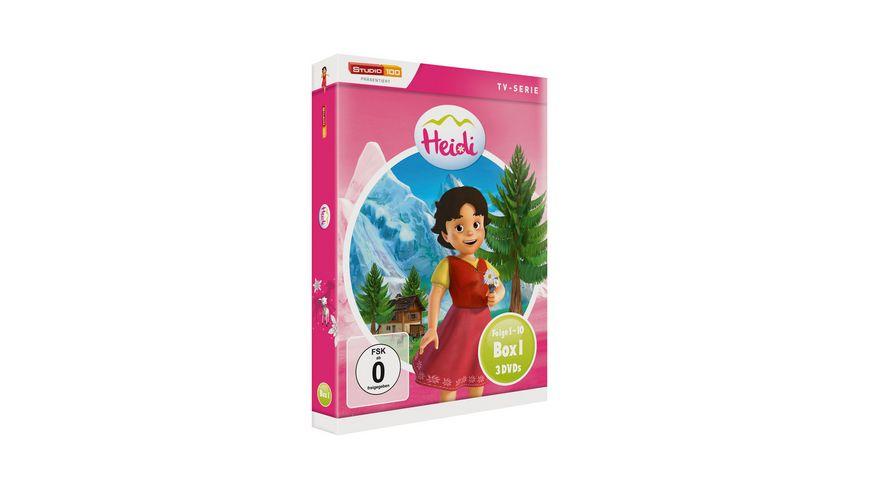 Heidi Teilbox 1 3 DVDs