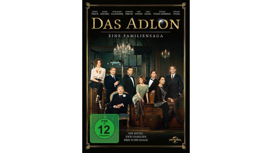 Das Adlon Eine Familiensaga 3 DVDs
