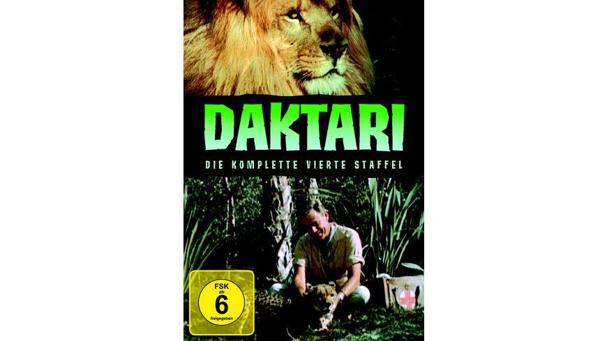 Daktari Staffel 4 5 DVDs