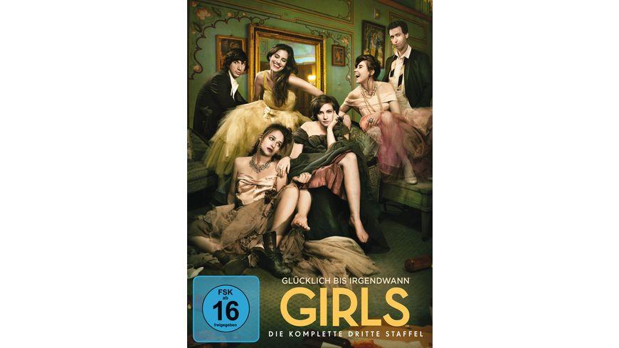 Girls Staffel 3 2 DVDs