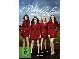 Pretty Little Liars Die komplette 4 Staffel 5 DVDs