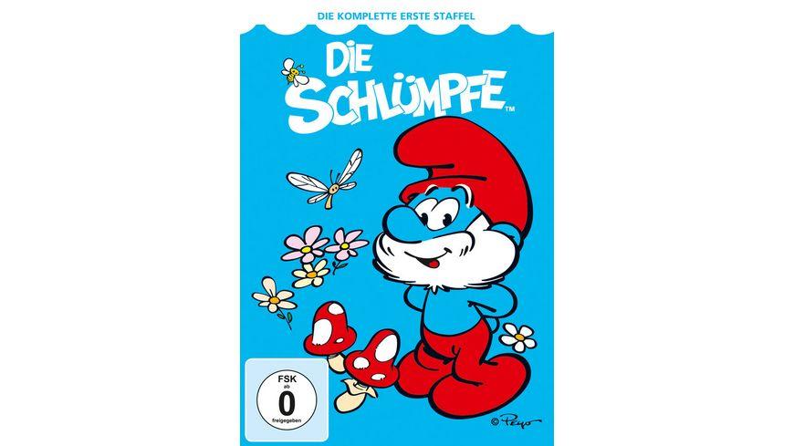 Die Schluempfe Die komplette 1 Season 4 DVDs