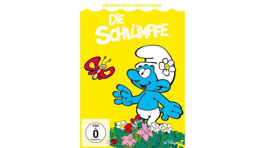 Die Schluempfe Die komplette 4 Season 5 DVDs