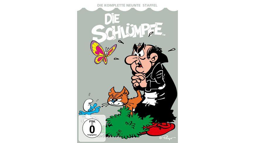 Die Schluempfe Die komplette 9 Season 4 DVDs