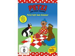 Petzi und seine Freunde Petzi liebt den Sommer