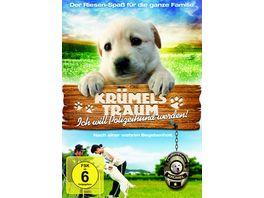 Kruemels Traum Ich will Polizeihund werden