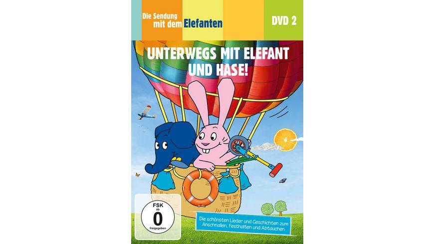 Die Sendung mit dem Elefanten Folge 2