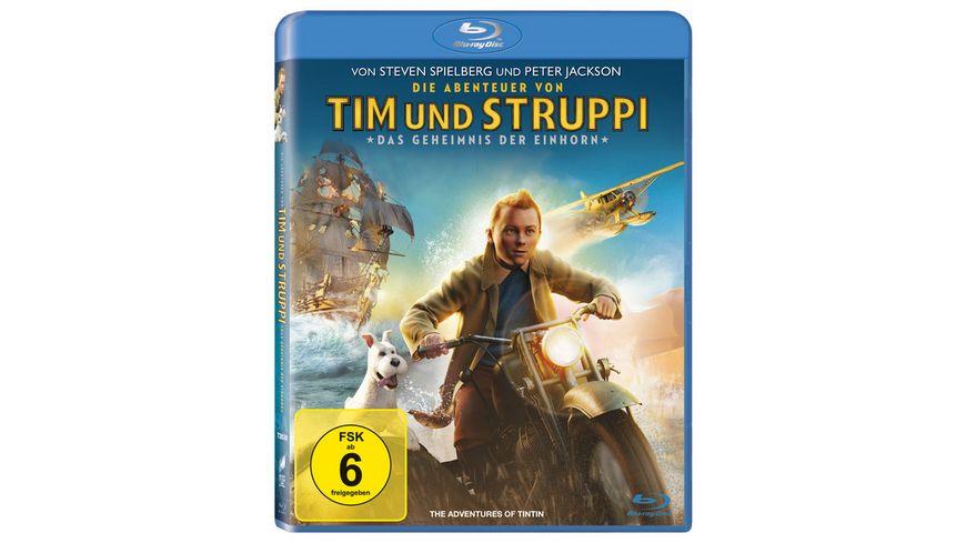 Die Abenteuer von Tim und Struppi Das Geheimnis der Einhorn