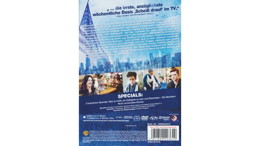 Shameless Staffel 4 3 DVDs