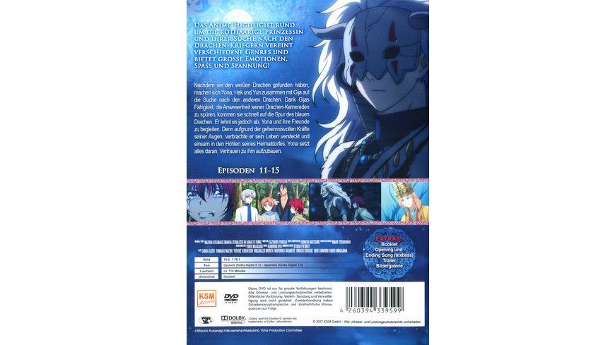 Akatsuki No Yona Prinzessin der Morgendaemmerung Volume 3 Episode 11 15