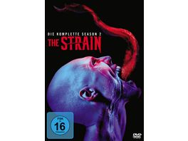 The Strain Season 2 4 DVDs